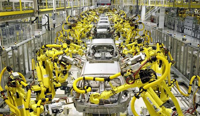 Resultado de imagen para robotizacion de la industria